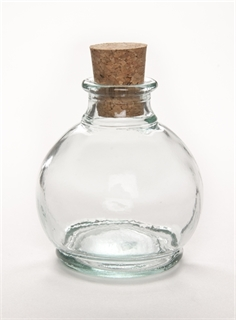 Picture of Glass Bottle with Cork