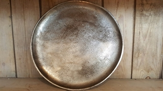 Picture of Antique Style Aluminum Tray