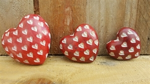 Picture of Soapstone Hearts