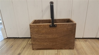Picture of Wooden Wine Caddy